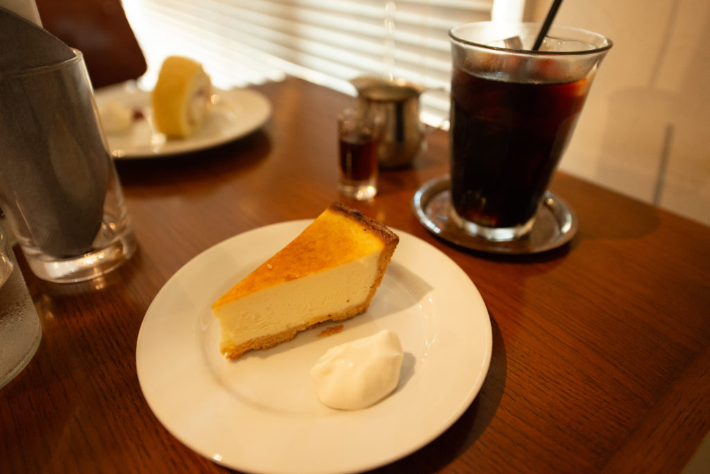 ノックコーヒー食事-2