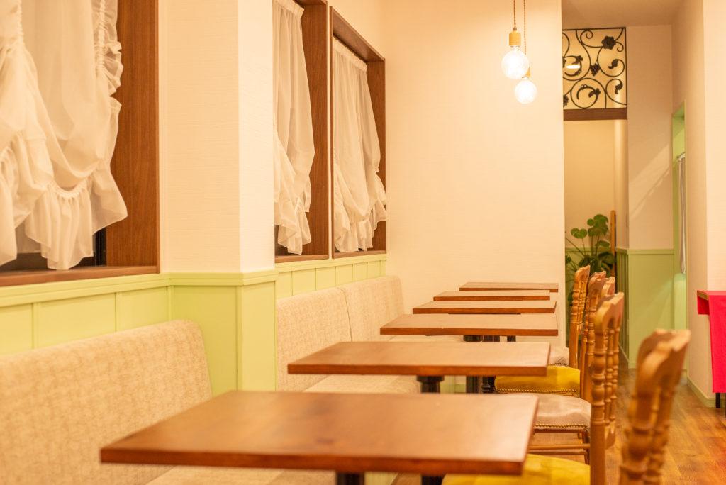 Bakery&Cafe FEU CLAIR-5
