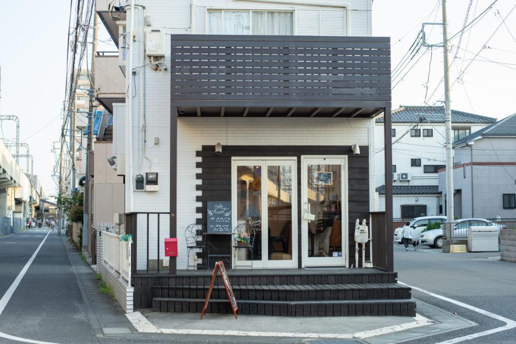 Cafe huit