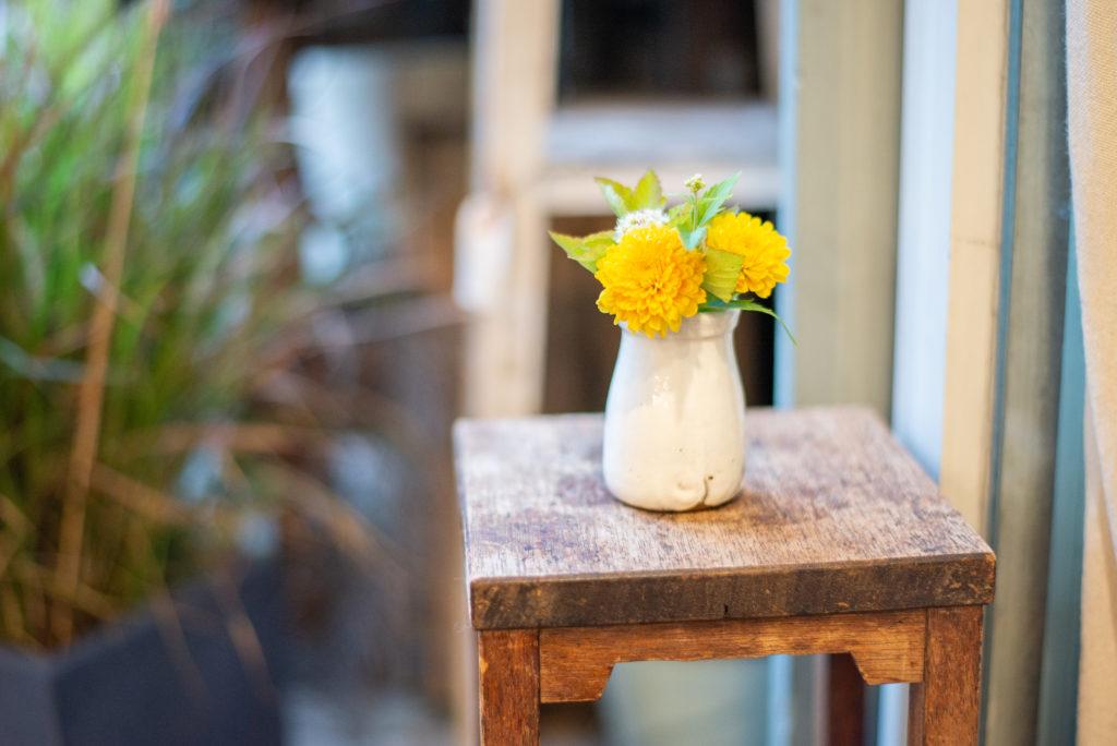 花とカフェ Ramb's ear-9